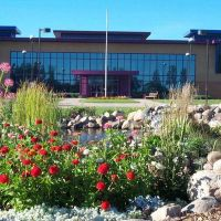 Central Lakes College Colorful Entrance, Стиллуотер