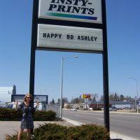 Brainerd Insty-Prints!, Томсон