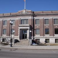 Brainerd City Hall Building, Томсон