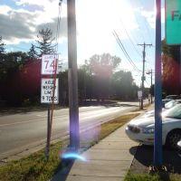 Biked Past County 74, Фармингтон