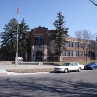 (Former) Franklin Jr. High School, Фергус-Фоллс