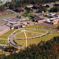 Central Lakes College Aerial, Хиллтоп