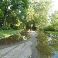 Flooded Meadowbrook Blvd, Эдина