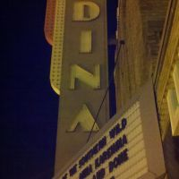 Edina Theater Marquee, Эдина