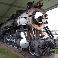Frisco Locomotive 1529, Амори