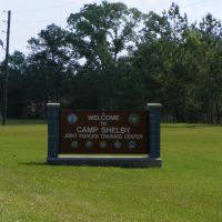 Camp Shelby, MS, Бассфилд