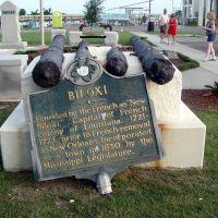 Biloxi Monument, Билокси