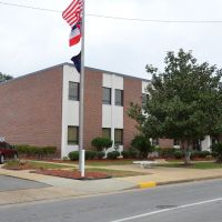 Mississippi - Harrison County - Second Judicial District Courthouse, Билокси