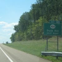 Duck Hill next right, Вейр