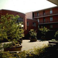 Evans Hall - April 1986, Вейр