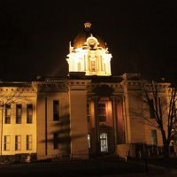 Lee County Courthouse - Built 1904 - Tupelo, MS, Верона