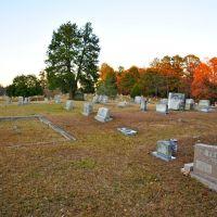 Priceville Cemetery, Верона