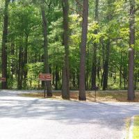 Natchez Trace -- Jeff Busby campground, Вест