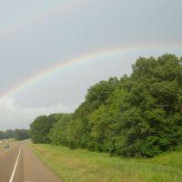 Rainbow on i20, Вест