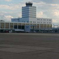 Jackson International on a busy day!, Вест