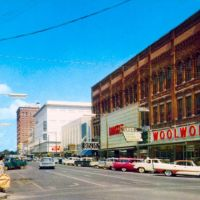 23rd Avenue and 5th Street - Meridian, Mississippi, Вест Поинт