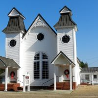 Frankville Baptist Church ~ Frankville ~ Washington County ~ Alabama, Вест Поинт