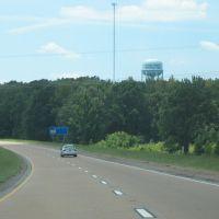 Holmes County tower, Виксбург