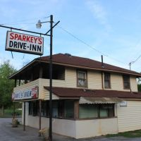 Sparkeys Drive-Inn Restaurant, Гаттман