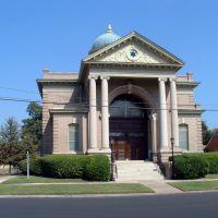 Hebrew Union, Greenville, MS., Гринвилл