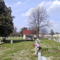 Chinese Cemetery in Greenville, Mississippi., Гринвилл