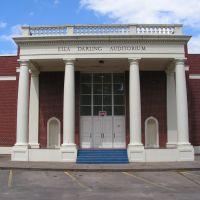 Ella Darling Auditorium, Greenville MS, Гринвилл