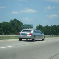 IM THE MAN!!! limo on I-10 EB near biloxi, Д'Ибервилл