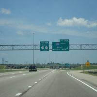I-10 junction with I-110 near biloxi, Д'Ибервилл