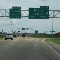 I-10 overheads, Д'Ибервилл