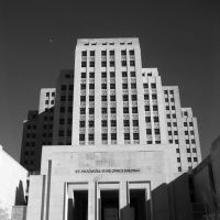 e.t. woolfolk state office building, jackson mississippi, Джексон