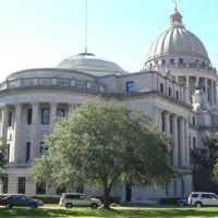 Jackson, Mississippi Capitol, Джексон