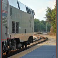 Amtrak Jackson Mississippi, Джексон