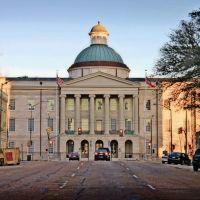 Mississippi Old State Capitol Building - Built 1837, Джексон