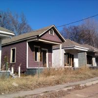 Lost Shotgun Houses in Jackson, Джексон