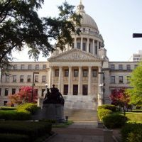 Mississippi State Capitol, Джексон