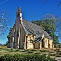 Chapel of the Cross - Built 1850, Доддсвилл