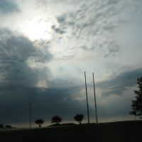Morning clouds in Vicksburg, Кингс