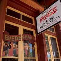 Biedenhran Coca-Cola Museum, Кингс