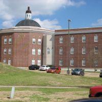 Mississippi College New Mens Dorm, Клинтон
