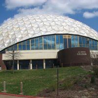 MC A. E. Wood Coliseum, Клинтон