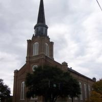 Columbus,MS church, Колумбус