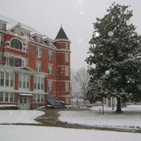 Hasting-Simmons Hall, Mississippi University for Women, Колумбус