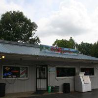 Jacks Creek, Frogs & Co, Коссут