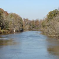 Hatchee River between Brownsville and Covington, TN, Коссут