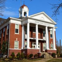 Chester County Courthouse, Henderson, TN, Коссут