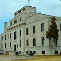 McNairy County Courthouse, Selmer, TN, Коссут