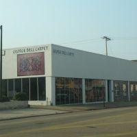 George Bell Carpet, Коуртланд