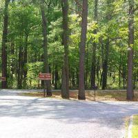 Natchez Trace -- Jeff Busby campground, Лак