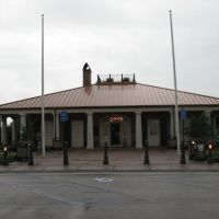 Delma Furniss Hospitality Station - US Highway 49, Lula, Mississippi, Лула
