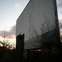 Royal Drive-In Screen, Меридиан